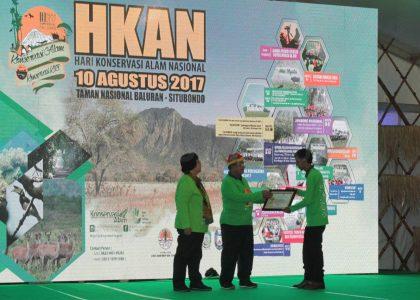 Penghargaan Lingkungan Hidup untuk TWNC
