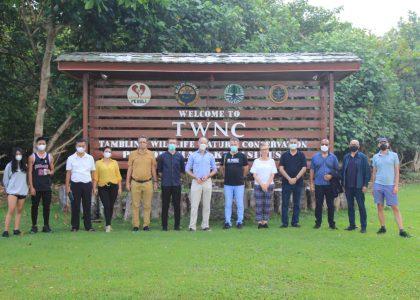 6 Dubes, 2 Deputy Chief of Mission dan 1 Councellor ke TWNC